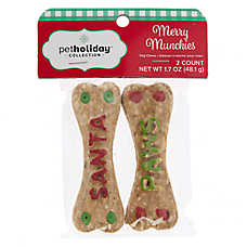 Pet Holiday™ Merry Munchies Santa Paws Dog Treat