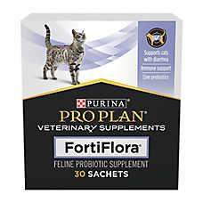 Purina® Pro Plan® Veterinary Diets FortiFlora Cat Food Supplement - 30 ct