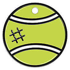 Petfetch Smart Pet Tag Tennis Ball
