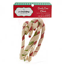 Pet Holiday™ Candy Cane Chews Dog Treat