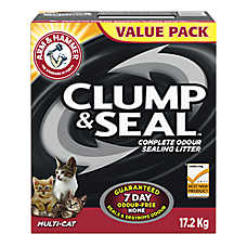 ARM & HAMMER™ Clump & Seal Cat Litter - Clumping, Multi-Cat
