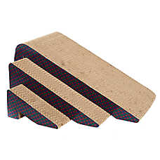 Grreat Choice® Nesting Triangles Cat Scratchers (COLOR VARIES)