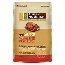 Simply Nourish™ Limited Ingredient Diet Cat Food - Natural, Salmon & Sweet Potato