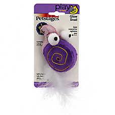 Petstages® Glow Snail Cat Toy