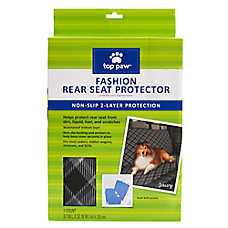 Top Paw® Fashion Rear Car Seat Protector