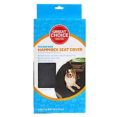 Grreat Choice® Microfiber Hammock Car Seat Cover