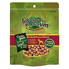 Awesome Possum Dog Treat - Natural, Grain Free, Brushtail Possum Recipe