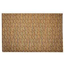 Whisker City® Bamboo No-Track Litter Mat