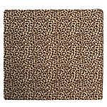 Whisker City® Leopard Microfiber Litter Mat