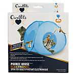 OurPets® Pounce House™ Electronic Cat Toy