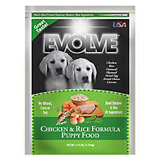 Evolve® Puppy Food - Chicken & Rice