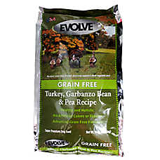Evolve® Adult Dog Food - Turkey, Garbanzo Bean & Pea