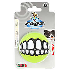 KONG® rogz® Grinz Dog Toy