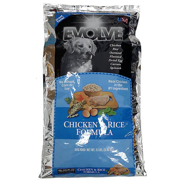 Evolve Dog Food Petsmart