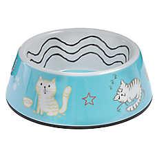 Whisker City® Kitties Cat Bowl