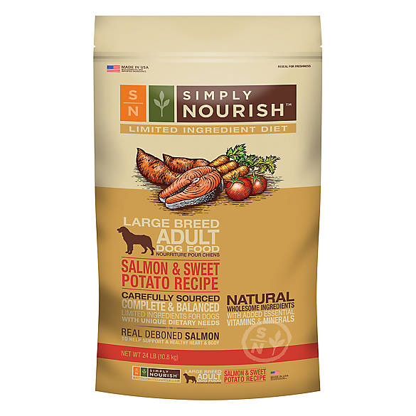 Wellness Limited Ingredient Dog Food Petsmart