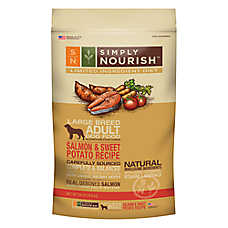 Simply Nourish™ Limited Ingredient Diet Large Breed Dog Food - Natural, Salmon & Sweet Potato