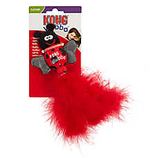 KONG® Wubba™ Bug Cat Toy (COLOR VARIES)