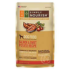 Simply Nourish™ Limited Ingredient Diet Dog Food - Natural, Salmon & Sweet Potato Recipe