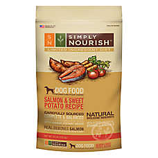 Simply Nourish™ Limited Ingredient Diet Dog Food - Natural, Salmon & Sweet Potato Recipe