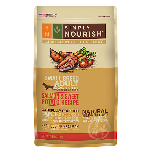 Simply Nourish™ Limited Ingredient Diet Small Breed Dog
