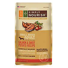 Simply Nourish™ Limited Ingredient Diet Small Breed Dog Food - Natural, Salmon & Sweet Potato