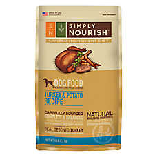 Simply Nourish™ Limited Ingredient Diet Dog Food - Natural, Turkey & Potato