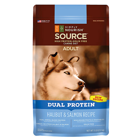 Petsmart Natural Source Dog Food
