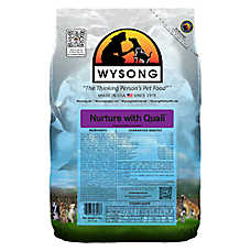 Wysong Nurture with Quail Dog & Cat Food