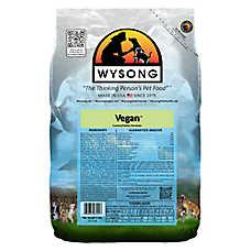 Wysong Vegan Dog & Cat Food