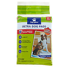 Top Paw® X-Large Ultra Dog Pads