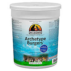 Wysong Archetype Burgers Freeze Dried Raw Dog & Cat Food - Beef