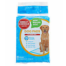 Grreat Choice® X-Large Dog Pads