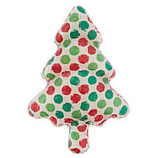 Pet Holiday™ Tree Dog Toy - Squeaker
