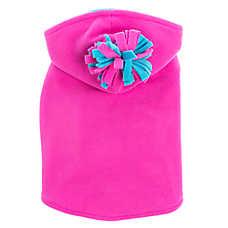Top Paw® Fleece with Pom Pet Hoodie