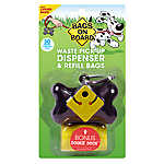 Bags on Board® Black Bone Waste Pick Up Bags Dispenser