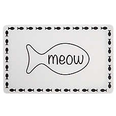 "Whisker City® ""Meow"" Cat Placemat"