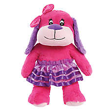 "PetSmart ""Chance Jane"" the Dog Pet Toy - Plush, Squeaker"