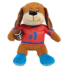 "PetSmart ""Chance Joe"" the Dog Pet Toy - Plush, Squeaker"