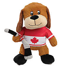 "PetSmart Chance ""Stanley"" Dog Toy - Plush, Squeaker"