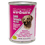 Evolve® Dog Food - Natural, Lamb