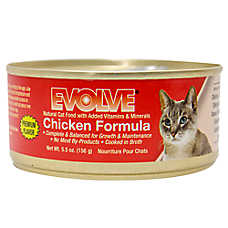 Evolve® Cat Food - Natural, Chicken