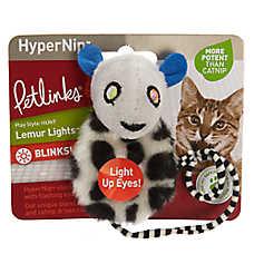 Petlinks® HyperNip™ Lemur Lights™ Cat Toy - Light-Up