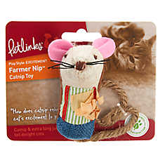 Petlinks® Farmer Nip™ Catnip Cat Toy