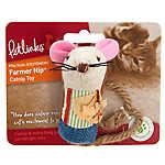 Petlinks® Farmer Nip™ Catnip Cat Toy