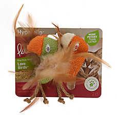 Petlinks® HyperNip™ Love Birds™ Cat Toys - 2 Pack