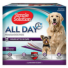 Simple Solution® All Day Dog Pads