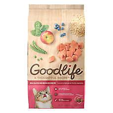 Goodlife Adult Cat Food - Natural, Salmon & Brown Rice