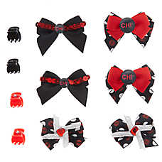 CHI® for Dogs Bow & Clip Set