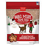 Cloud Star® Wag More Bark Less® Dog Treat - Natural, Gingerbread Flavor